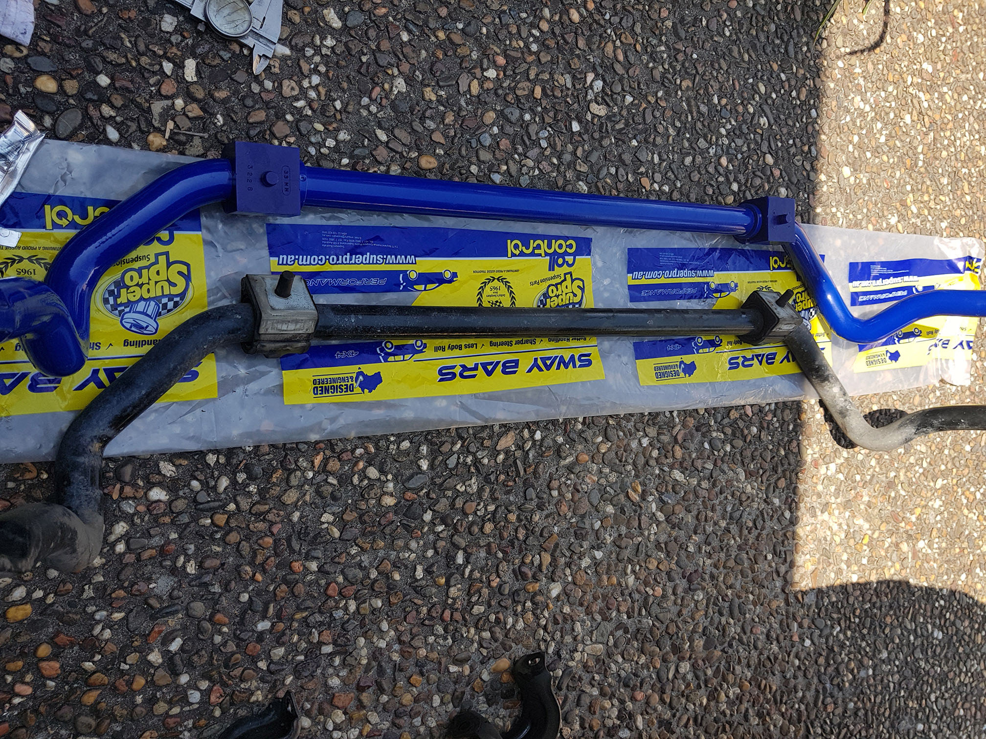 Ford Falcon Sway bar