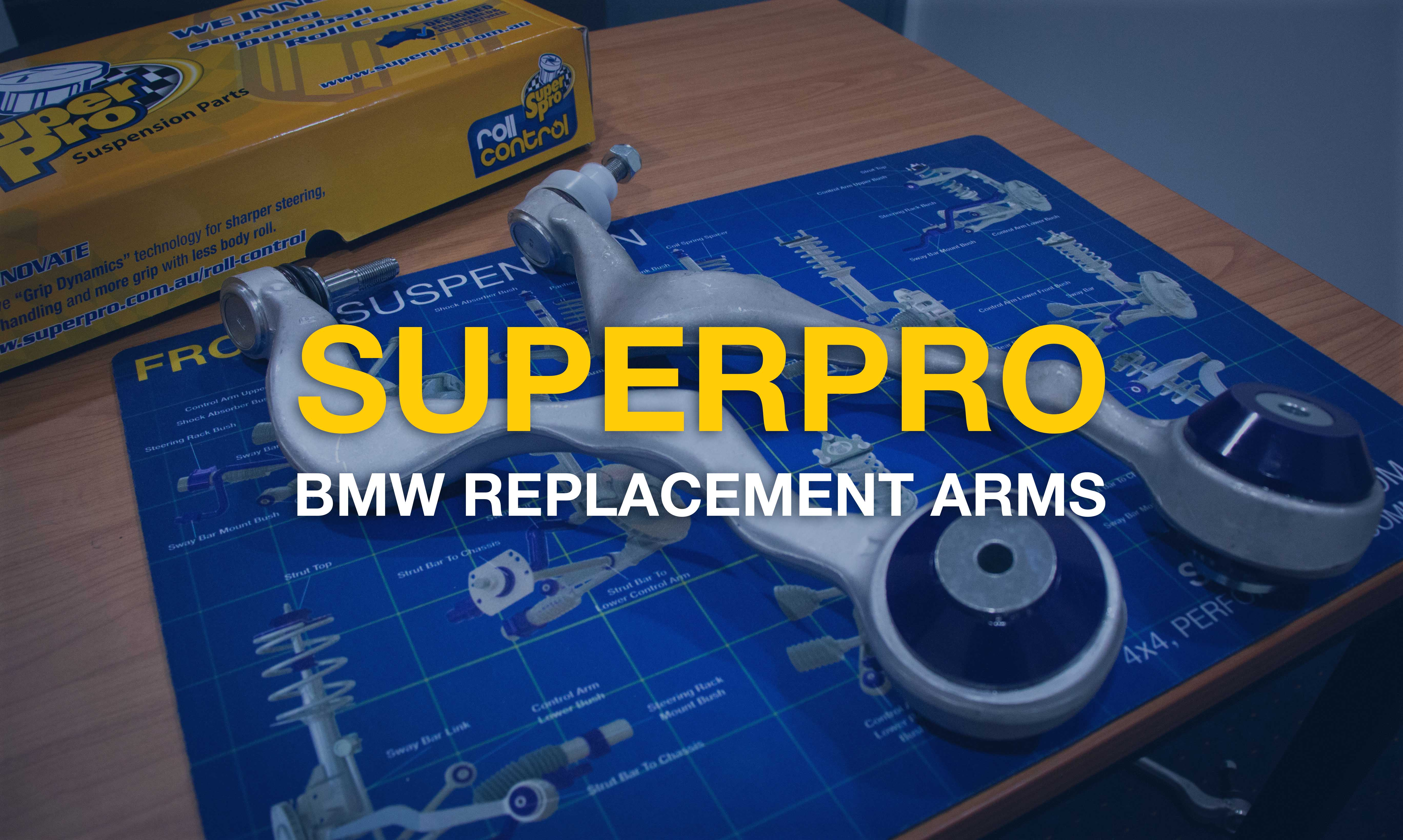BMW Replacement Arms