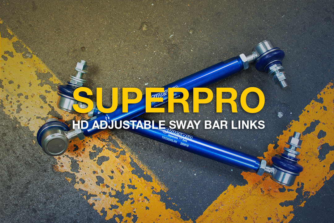 Performance and Heavy Duty Adjustable Sway Bar Link Installation and Tips
