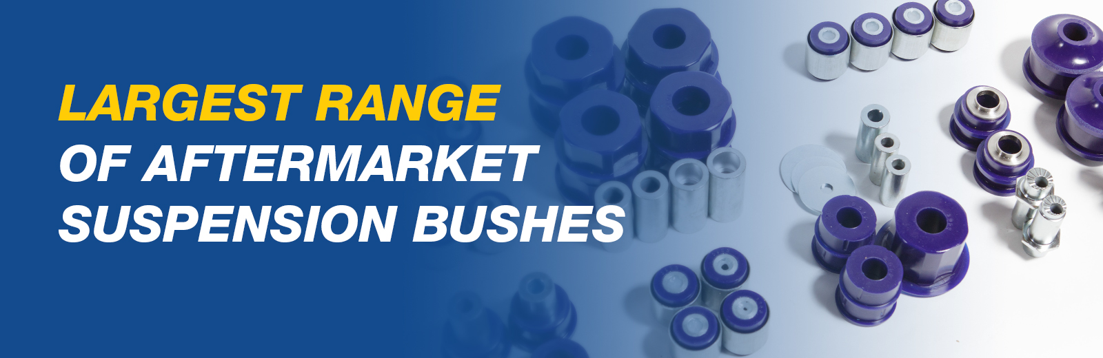 Features & Innovative Designs for our Polyurethane Bushes