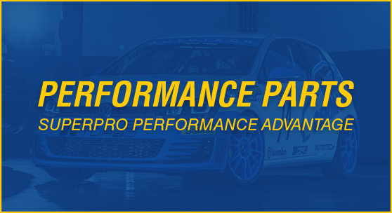 SuperPro Suspension Parts | Engineered to Outperform | Poly Bushings