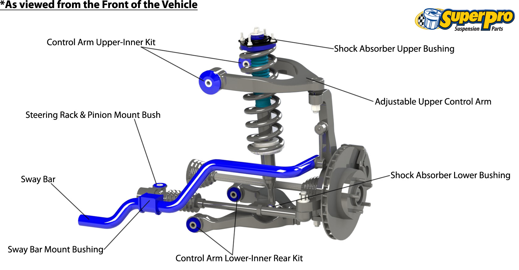 Nissan Suspension Diagram