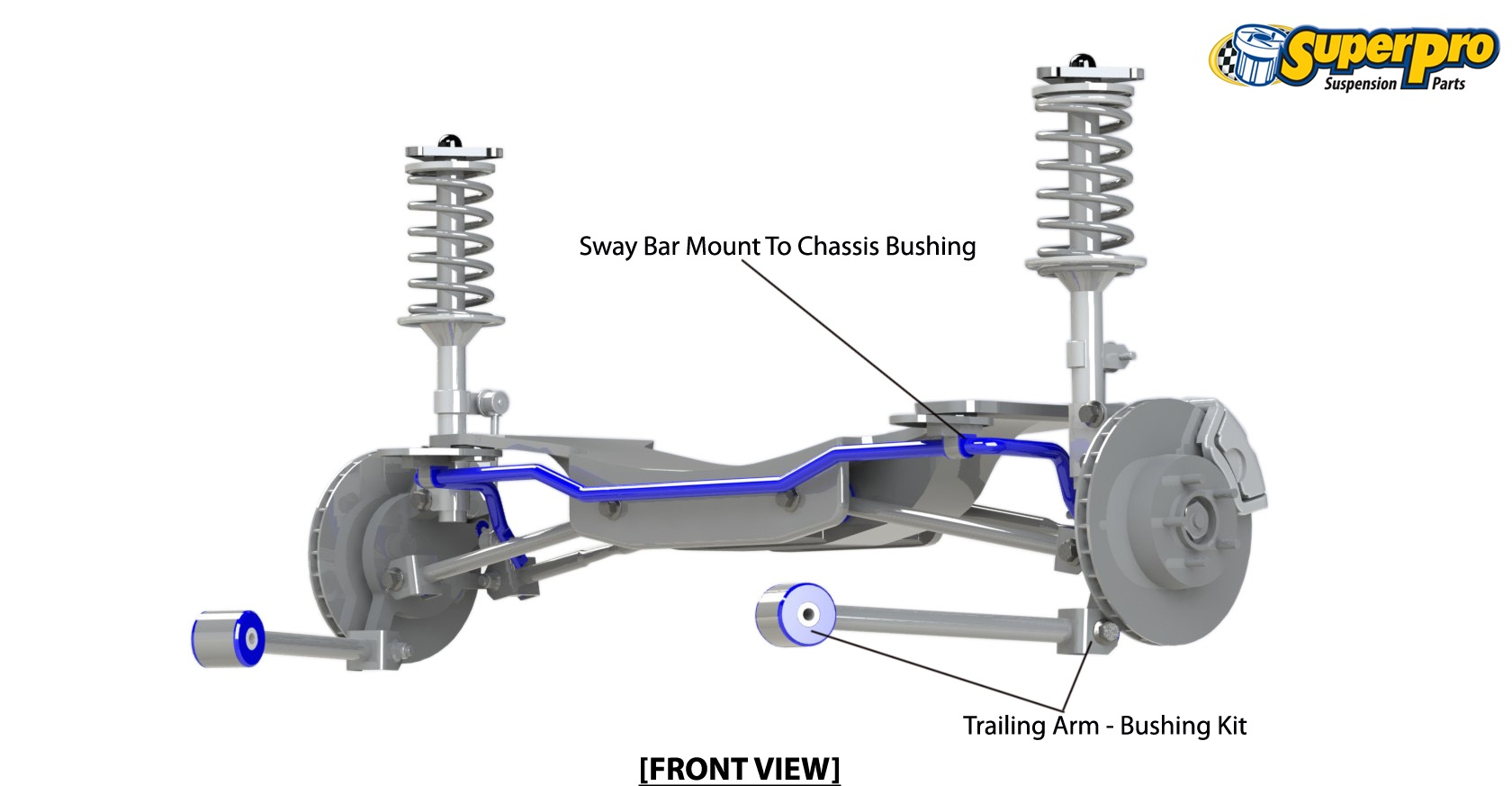 2000 Vw Beetle Suspension Diagram Great Installation Of Wiring Hyundai Accent Lc Superpro Parts And Poly Bushings For 2011 On Rh Com Au Swing Axle