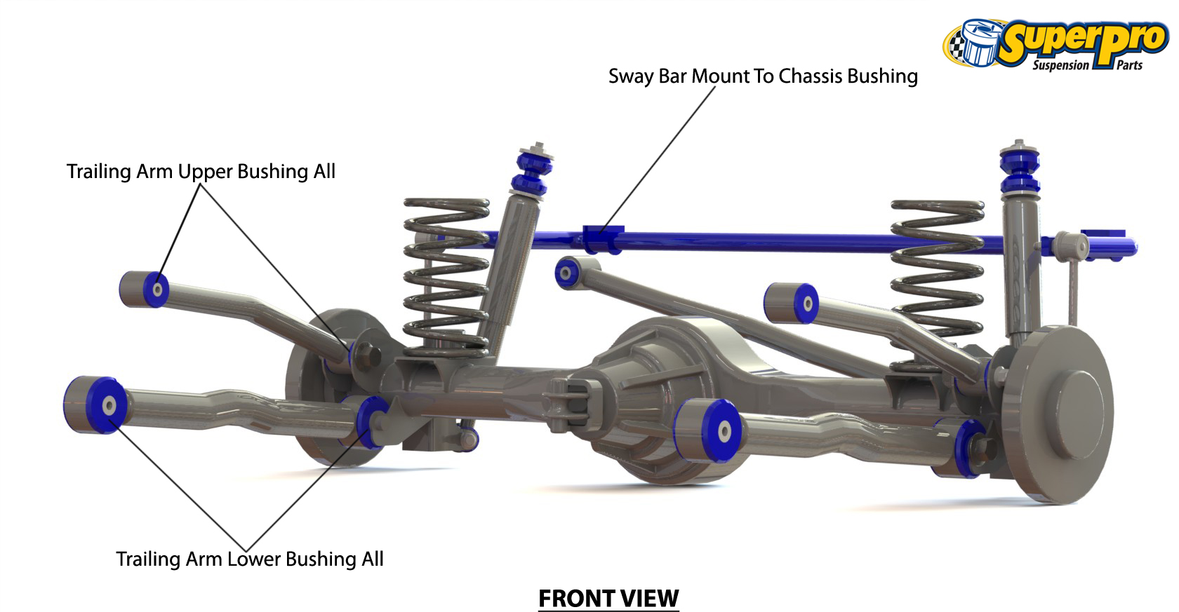 superpro suspension parts and poly bushings for nissan navara np300 rh superpro com au nissan patrol suspension diagram 2007 nissan murano suspension diagram
