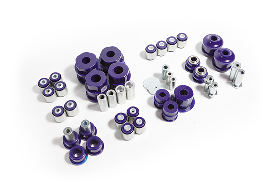 SuperPro Suspension Bushings