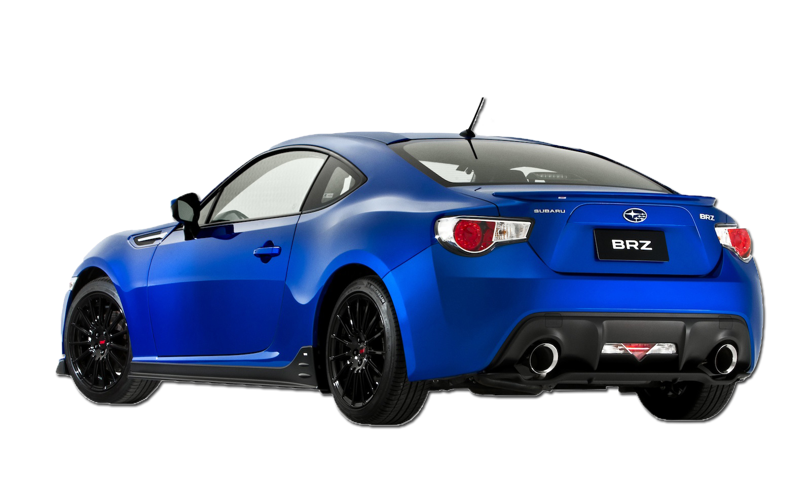 Subaru BRZ no background