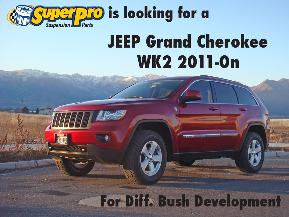 JEEP GRAND CHEROKEE wk2-leveling-kit
