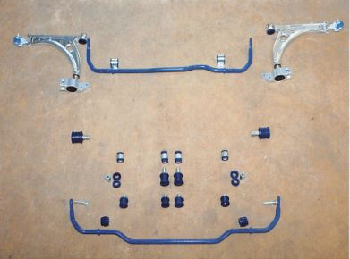 SuperPro Suspension Parts Golf Mk5-Swaybars-control arm-bushes