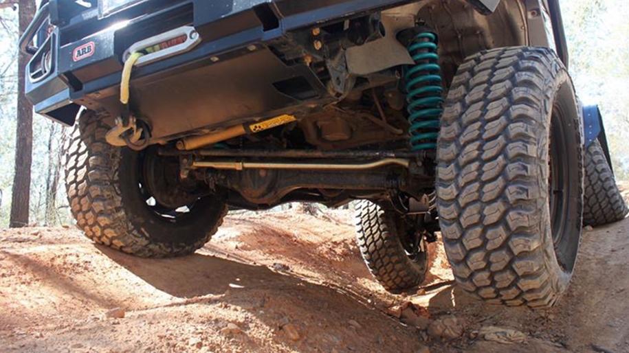 SuperPro Lift Correction Arms for Toyota Landcruiser - SuperPro